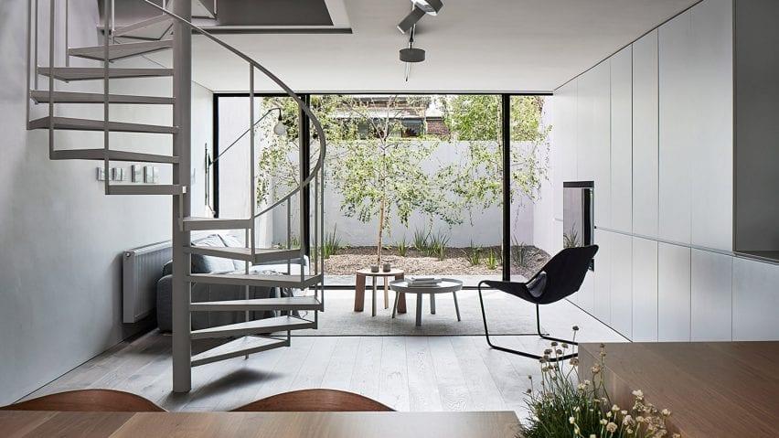 Cunningham Street residence by Studio Four