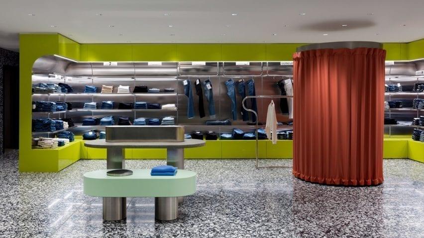 Rinascente womenswear department by Studiopepe