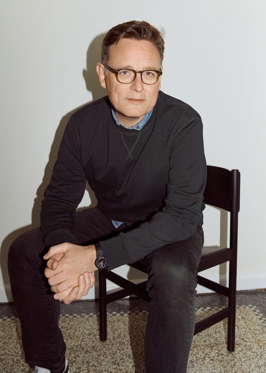 Takt furniture founder Henrik Taudorf Lorensen