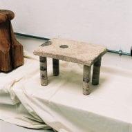 A table by Rashmi Badisaria