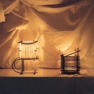 Lamps by Matthew Verdon