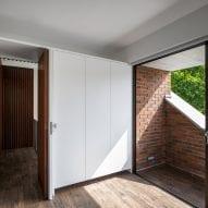 Bedrooms have terraces