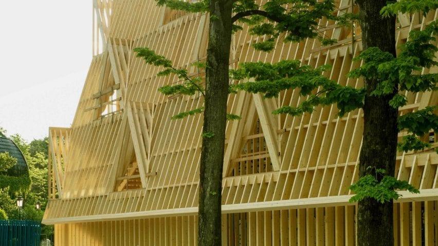 US Pavilion at Venice Architecture Biennale