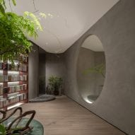 Wutopia Lab's latest bookstore in Shanghai borrows from traditional Chinese garden design