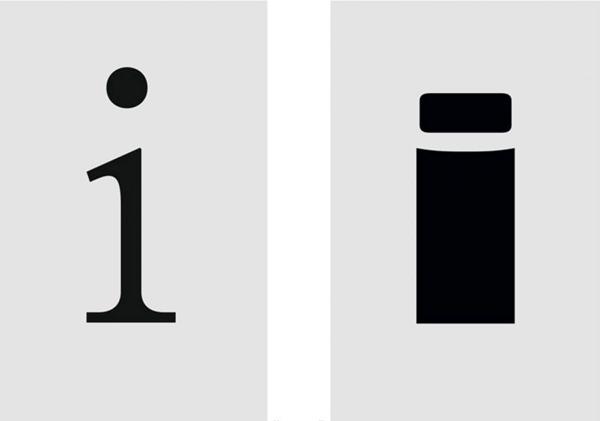 XX, XY letterforms