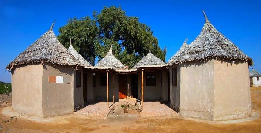 Lari Octa Green (LOG) Cottages in Makli