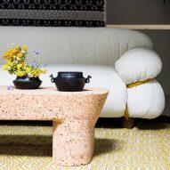 Accanta tables by Maddalena Casadei for Pretziada