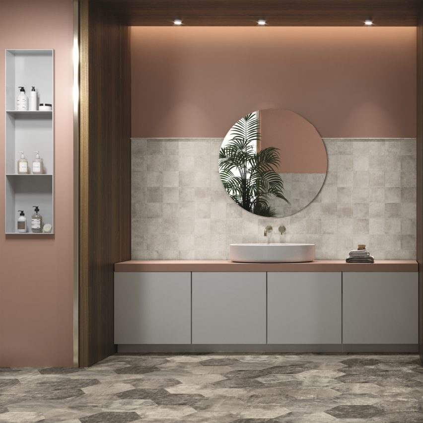 Amazonia Tile collection by ZYX