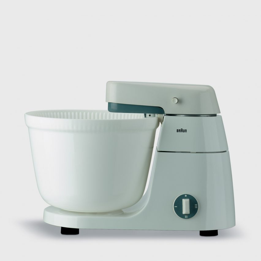Braun KM 3 food blender