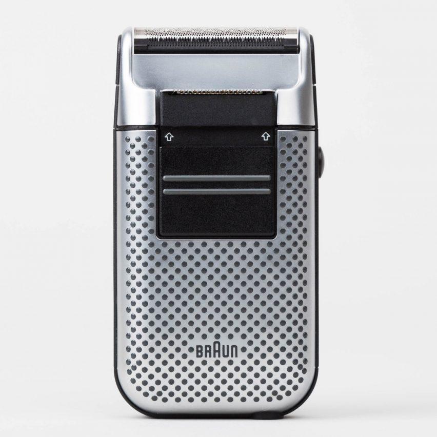 Braun Micron Plus shaver