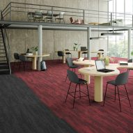 IVC Commercial launches Clay and Clay Create carpet planks