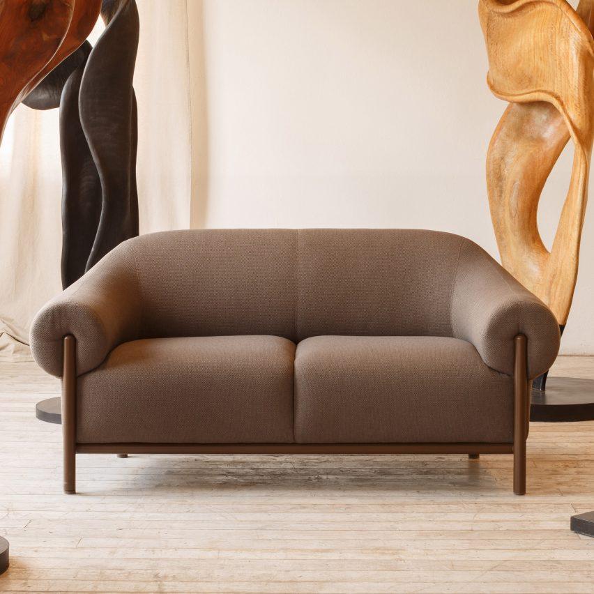 Fender seating by Francesco Favaretto for True Design