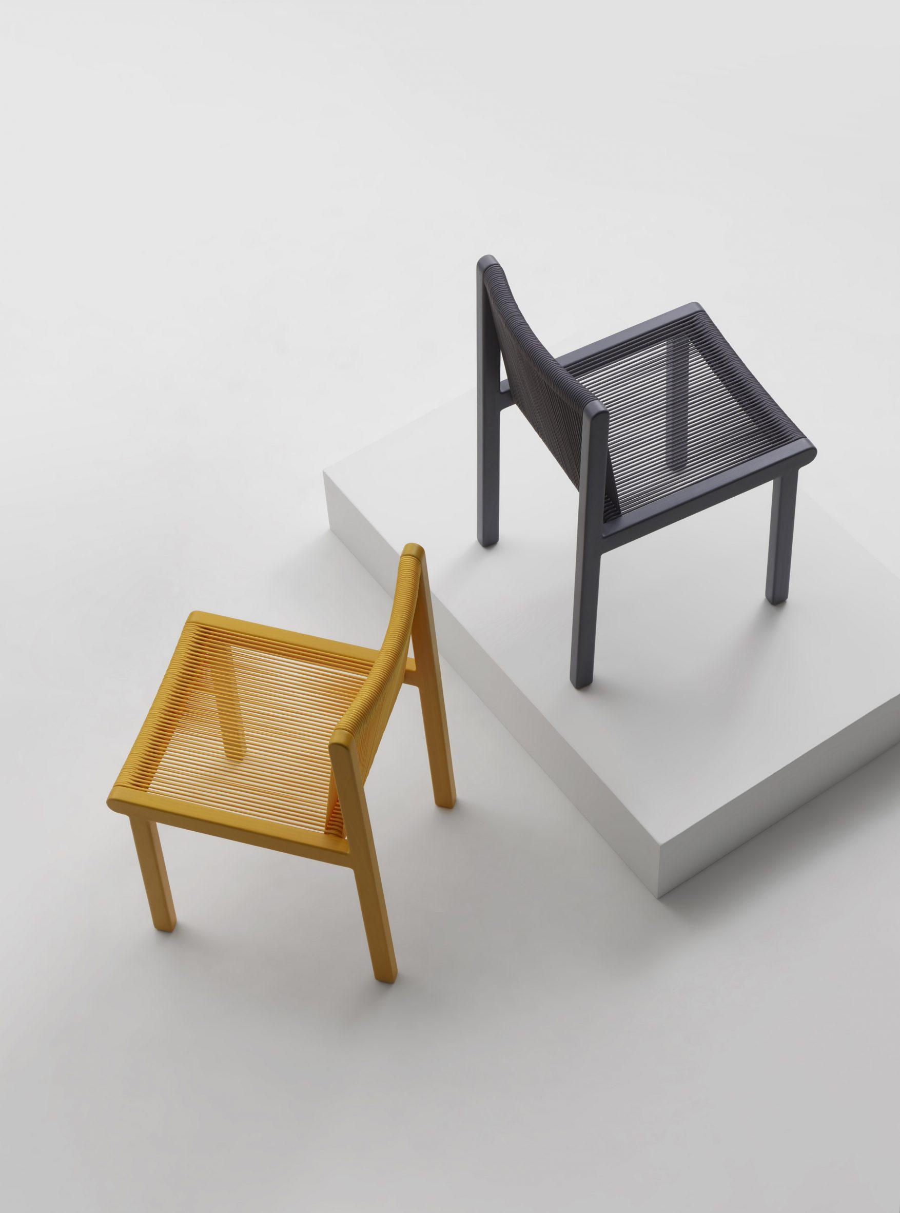 Filo chair by Ronan and Erwan Bouroullec for Mattiazzi