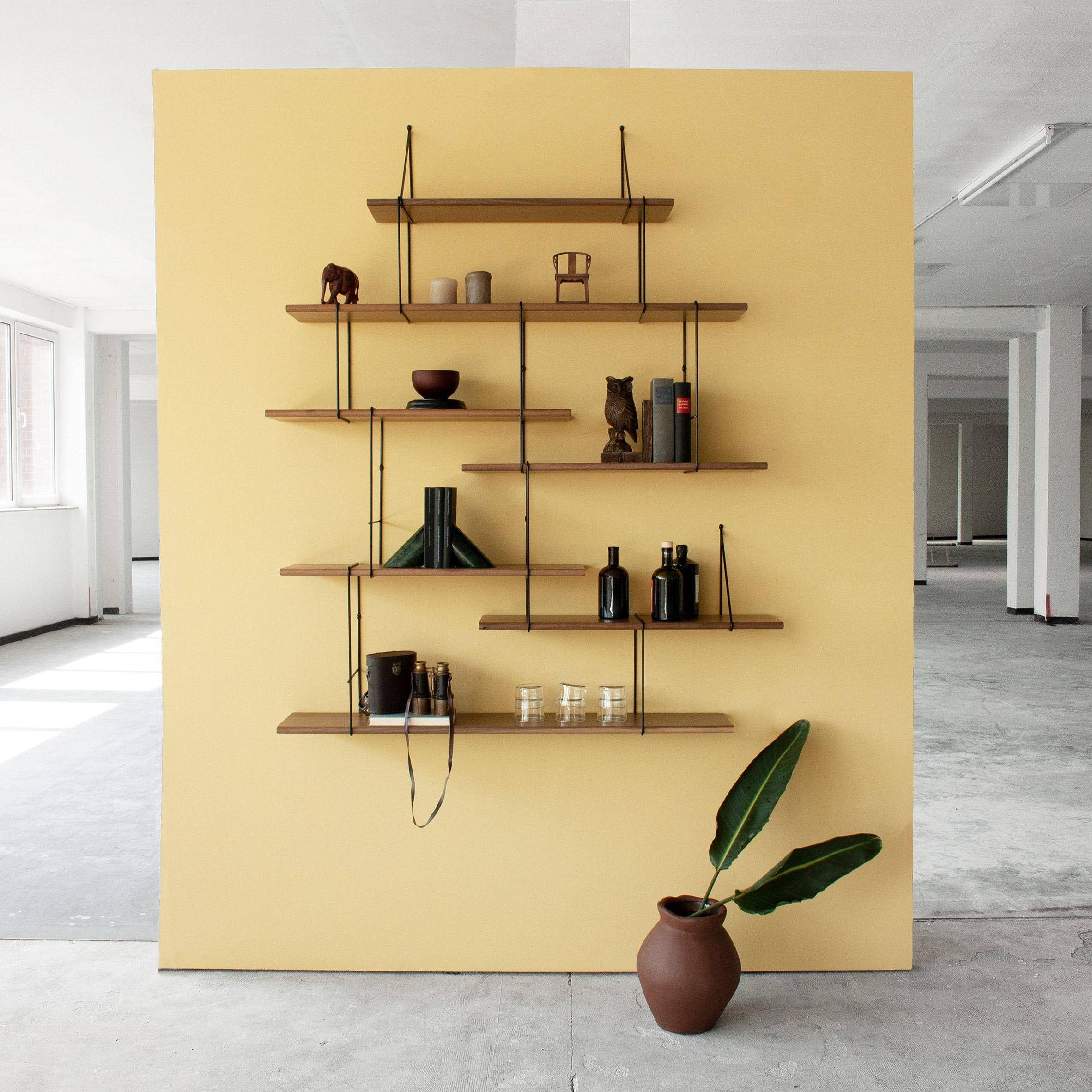 Link shelving system by Jörg Höltje for Studio Hausen