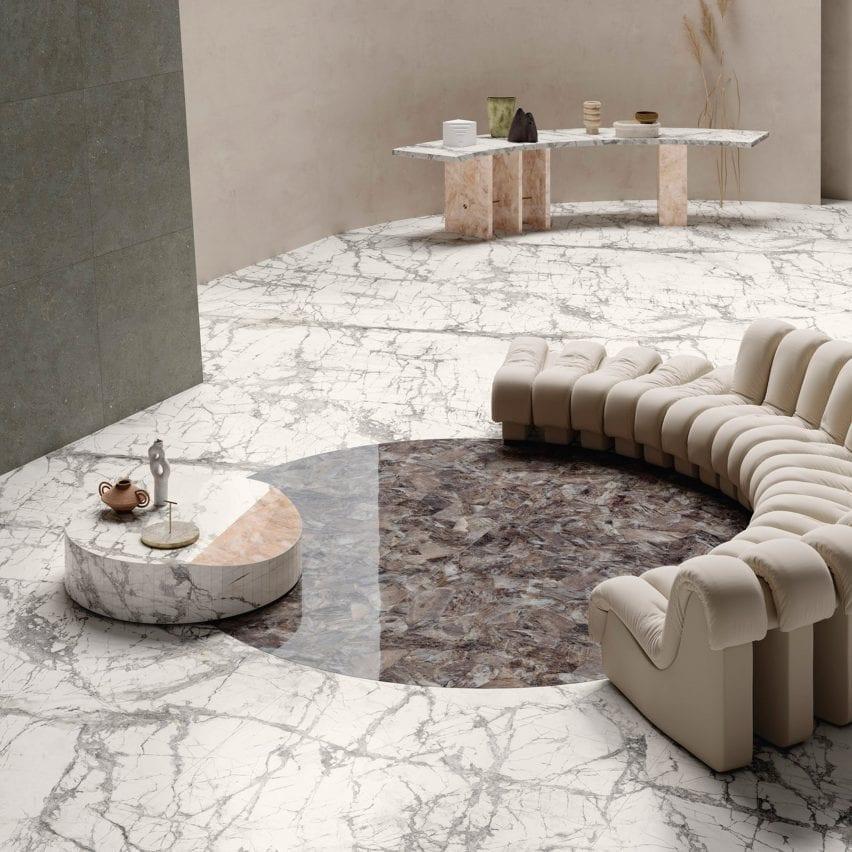 Maximum Marmi tiles by Fiandre