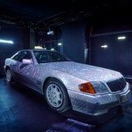 Mercedes-Benz hosts cosmic Shine On exhibition at Studio Odeonsplatz in Munich