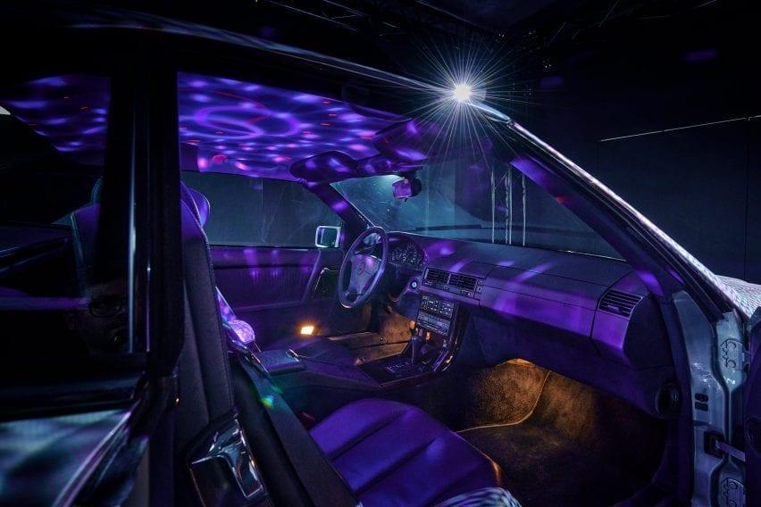 Mercedes Benz SL320