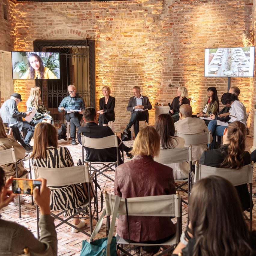 Therme Art's Venice panel discussion explores how creatives can be environmental activists