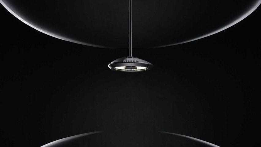 Whiz luminaire by Meteor Lighting