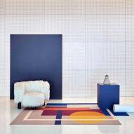 Zoe rug collection by Daria Zinovatnaya for Gan