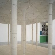 """AAU Anastas aims to challenge """"imperial ideas"""" with vaulted stone pavilion at Venice Architecture Biennale"""
