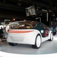 Heatherwick Studio unveils Airo prototype at Goodwood Festival of Speed