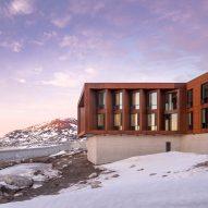 "Schmidt Hammer Lassen and Friis & Moltke design ""humane prison"" in Greenland's capital"