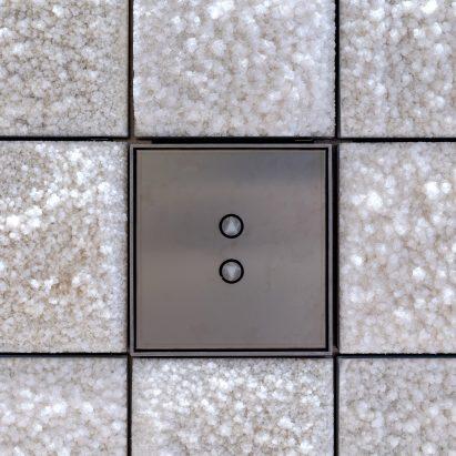 Salt-clad lift panel