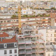 social housing by Barrault Pressacco