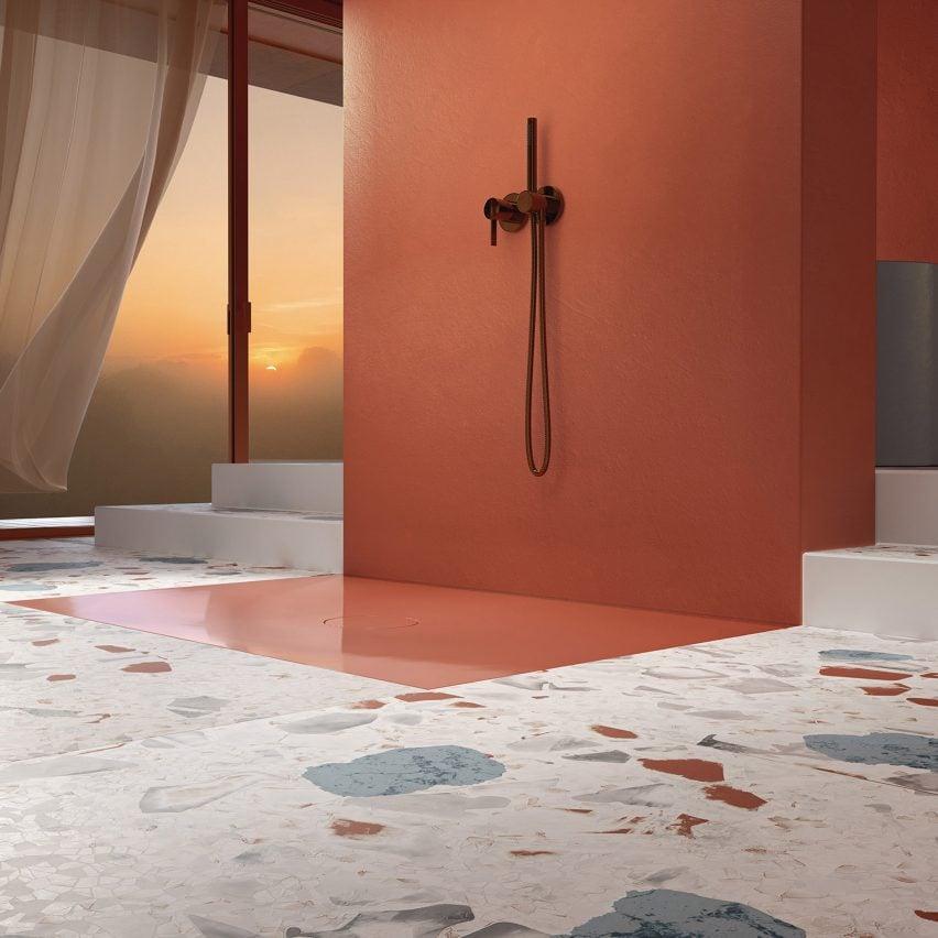 BetteAir shower tiles