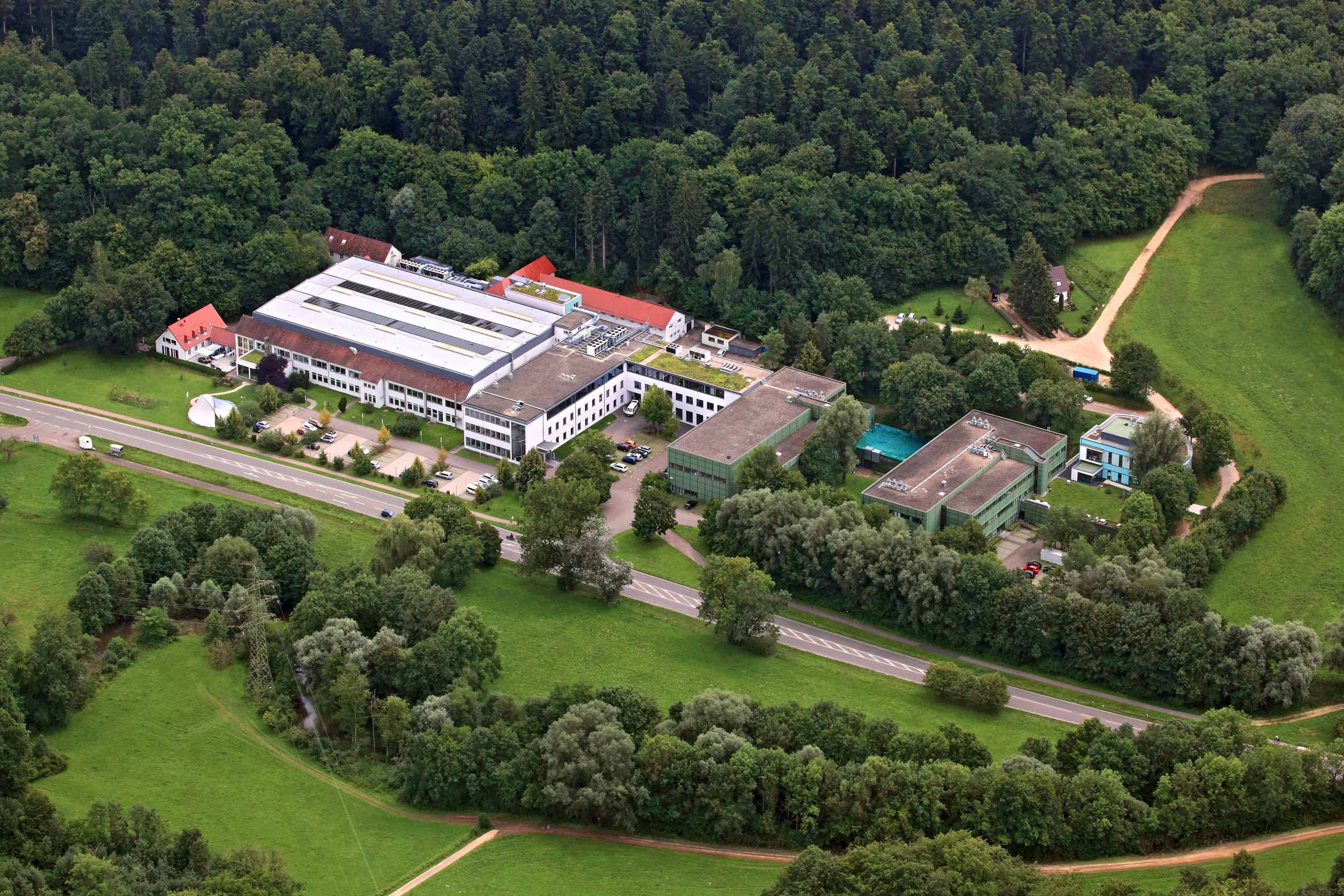 German Institutes of Textile and Fiber Research.