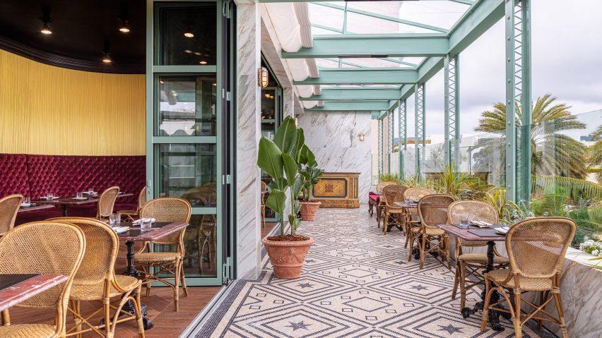 Gucci Osteria da Massimo Bottura in Beverly Hills, California, by Gucci