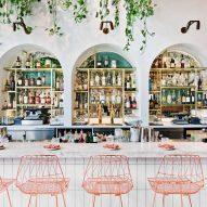 Six of the best restaurant interiors in California