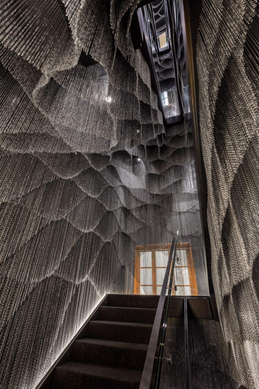An installation by Kengo Kuma