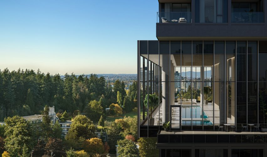 Horizon Pavilion of Central Park House in Burnaby