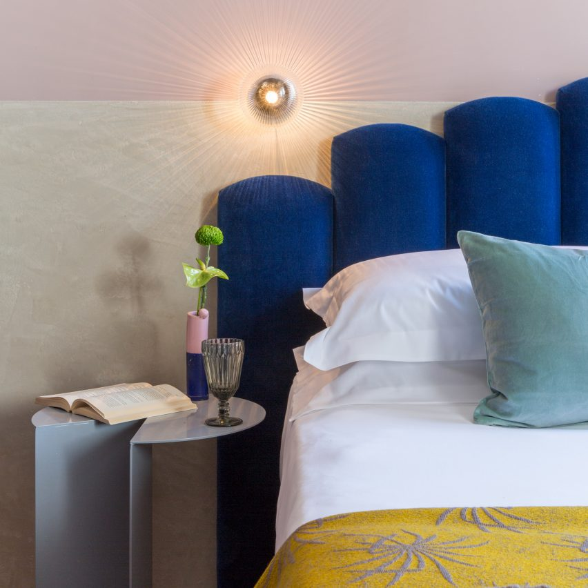Ten eye-catching hotel bedrooms with standout interiors