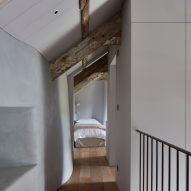 The interiors of Cornish Cottage