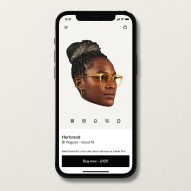 Cubitts app uses 3D-scanning technology to find the right glasses for every face