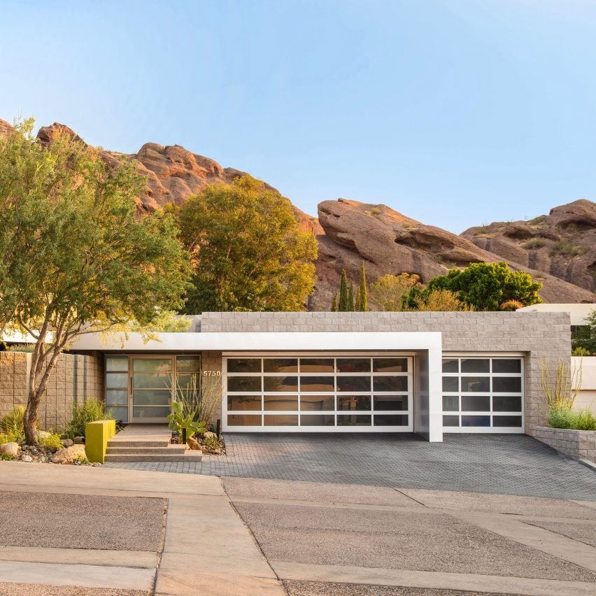 Echo Canyon Residence by Kendle Design Collaborative
