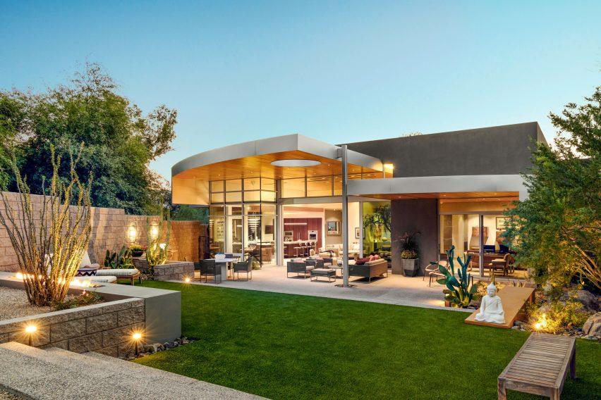 Kendle Design Collaborative designed the Arizona project