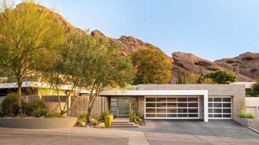 Echo Canyon Residence