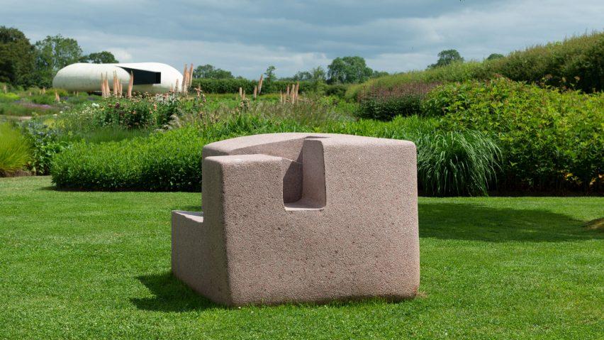 Eduardo Chillida's Stone VI