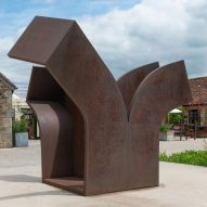 Hauser & Wirth showcases architectural sculptures by Eduardo Chillida