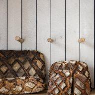 bread in libert bakery