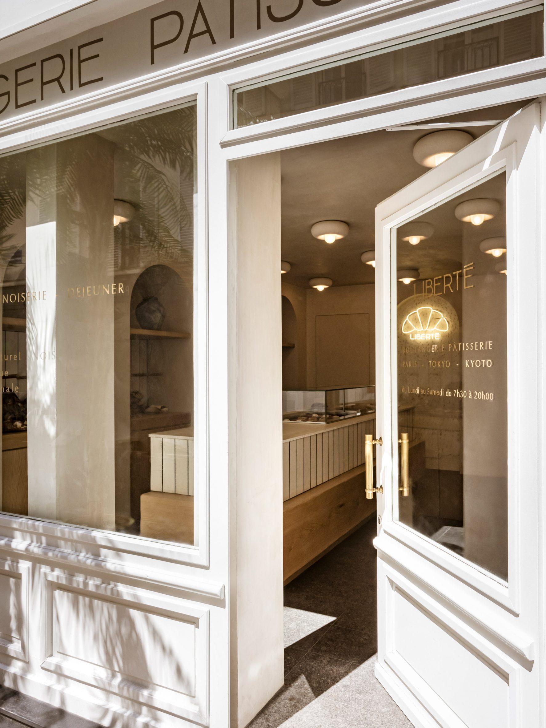 Libertébakery in Paris