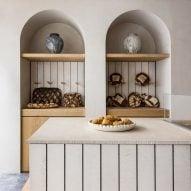 "Emmanuelle Simon designs ""welcoming"" Parisian bakery"