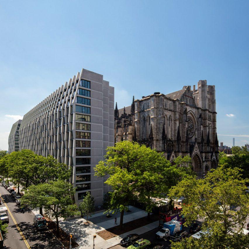 Interior designer at Handel Architects in New York City