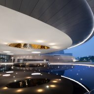 Shanghai Astronomy Museum by Ennead Architects
