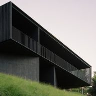 The exterior of Federal House by Edition Office