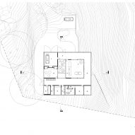 Ground floor plan of Federal House by Edition Office
